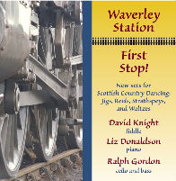 Picture of Waverley Station: First Stop! CD Cover